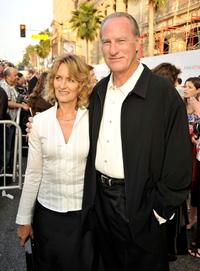 Doria Cook-Nelson and Craig T. Nelson at the California premiere of