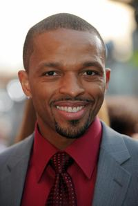 Jerrell Lee Wesley at the California premiere of