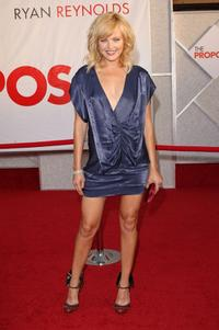 Malin Akerman at the California premiere of