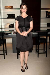 Actress Hayley Atwell at the Chanel party for