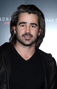 Actor Colin Farrell at the New York screening of