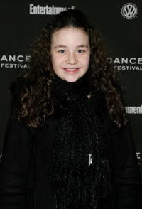 Actress Gracie Bednarczyk at the premiere of