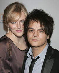 Sophie Dahl and musician Jamie Cullum at the