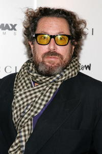 Director Julian Schnabel at the N.Y. premiere of