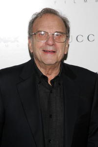 Screenwriter Ronald Harwood at the N.Y. premiere of