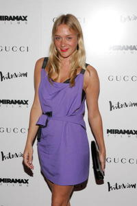 Actress Chloe Sevigny at the N.Y. premiere of