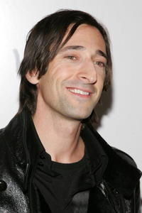 Actor Adrien Brody at the N.Y. premiere of