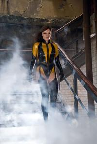 Malin Akerman as Silk Spectre II in