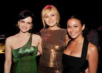 Carla Gugino, Malin Akerman and Emmanuelle Chriqui at the after party of the California premiere of