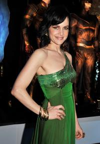 Carla Gugino at the after party of the California premiere of
