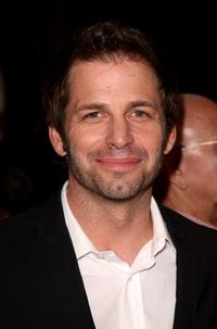 Director Zack Snyder at the California premiere of