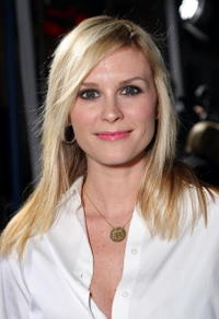Actress Bonnie Somerville at the L.A. premiere of