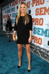 Actress Amanda Bynes at the L.A. premiere of