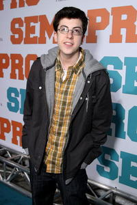 Actor Christopher Mintz-Plasse at the L.A. premiere of