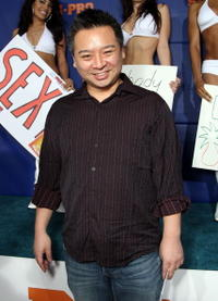 Actor Rex Lee at the L.A. premiere of