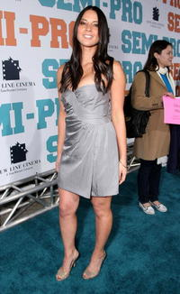 Actress Olivia Munn at the L.A. premiere of