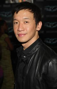 Chin Han at the New York premiere of