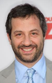 Judd Apatow at the California premiere of