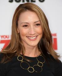 Bree Turner at the California premiere of