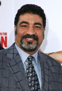 Sayed Badreya at the California premiere of