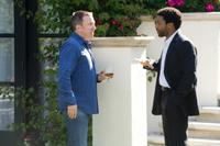 Tim Allen as Chet Frank and Chiwetel Ejiofor as Mike Terry in