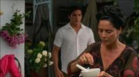 Sonia Braga and Nicholas Gonzalez in