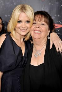 Jaime King and Producer Deborah Del Prete at the California premiere of