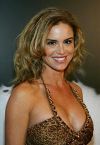 Actress Betsy Russell at the Las Vegas premiere of