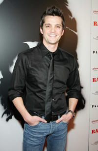 Actor Jonathan Del Arco at the Las Vegas premiere of