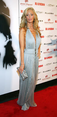 Actress Jenna Jameson at the Las Vegas premiere of