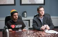 David Krumholtz as Goldstein and Eddie Kaye Thomas as Rosenberg in