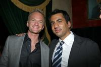 Neil Patrick Harris and Kal Penn at the after party of the California premiere of