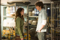 Emma Roberts and Johnny Simmons in