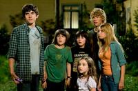 Carter Jenkins, Henri Young, Regan Young, Ashley Boettcher, Austin Butler and Ashley Tisdale in