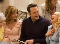 Jeanette Miller as Gram-Gram, Mary Steenburgen as Marilyn, Vince Vaughn as Brad and Kristin Chenoweth as Courtney in