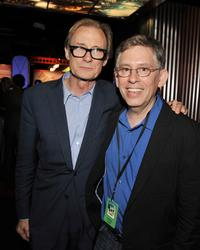 Bill Nighy and Hoyt Yeatman at the after party of the California premiere of