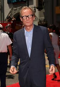 Bill Nighy at the California premiere of