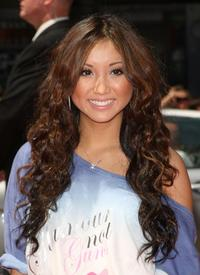 Brenda Song at the California premiere of
