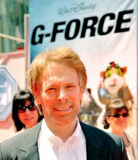 Jerry Bruckheimer at the California premiere of