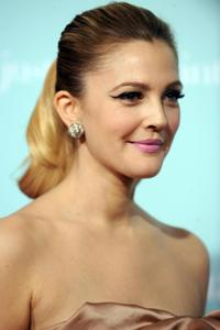 Drew Barrymore at the California premiere of