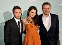 Kevin Connolly, Ginnifer Goodwin and Director Ken Kwapis at the California premiere of