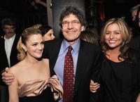 Producer Drew Barrymore, Alan Horn and Producer Nancy Juvonen at the after party of the California premiere of