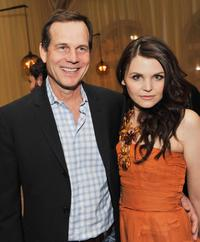 Bill Paxton and Ginnifer Goodwin at the after party of the California premiere of