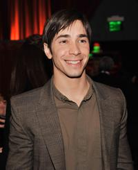 Justin Long at the after party of the California premiere of
