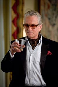 Michael Douglas as Uncle Wayne in