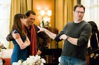 Jennifer Garner, Matthew Mcconaughey and Director Mark Waters on the set of