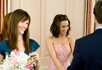 Jennifer Garner as Jenny Perotti and Lacey Chabert as Sandra in