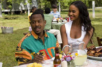 Martin Lawrence and Joy Bryant in