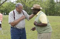 James Earl Jones as Papa Jenkins and Cedric The Entertainer as Clyde in