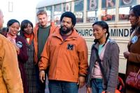 Jill Marie Jones (Ronnie), Dash Mihok (Cyrus), Ice Cube (Curtis), Keke Palmer (Jasmine) and Tasha Smith (Claire) in